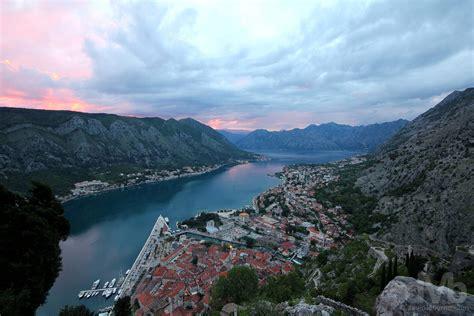 bay  kotor montenegro worldwide destination
