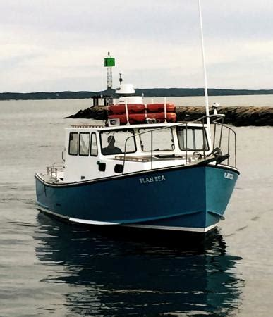 Fast Lobster Boats For Sale by Unique Lobster Boat Converted To Beautiful Yacht Picture