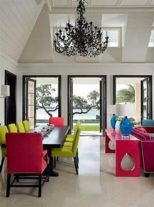 Lustre Salle A Manger : chaises de cuisine tabourets et fauteuils en couleurs super ~ Teatrodelosmanantiales.com Idées de Décoration