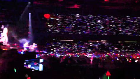 Amazing Light Show At Coldplay Concert In Copenhagen  Youtube