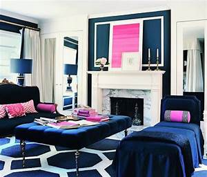 navy blue rooms bas blog With interior design living room navy blue