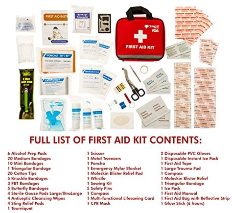 travel sewing kit aid kit for emergency survival situations 104
