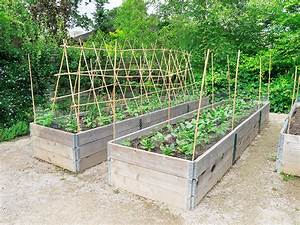 Bac En Bois Pour Potager : bac jardin pas cher ~ Dailycaller-alerts.com Idées de Décoration