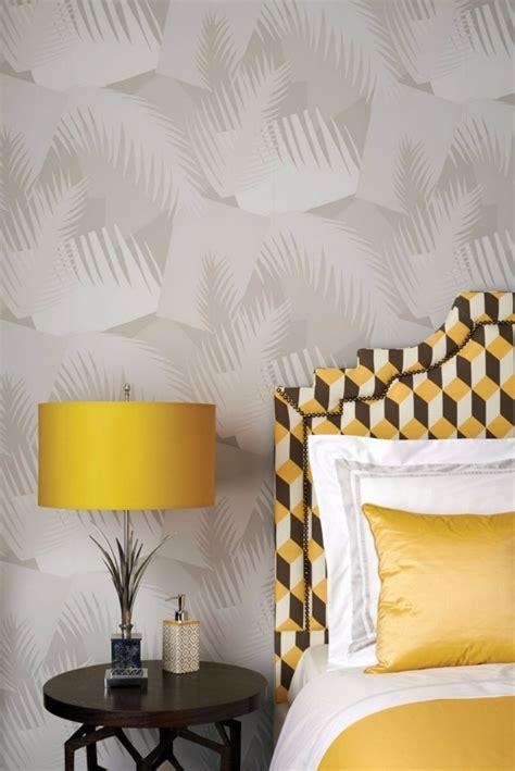 vibrant design wallpaper ideas   bedroom