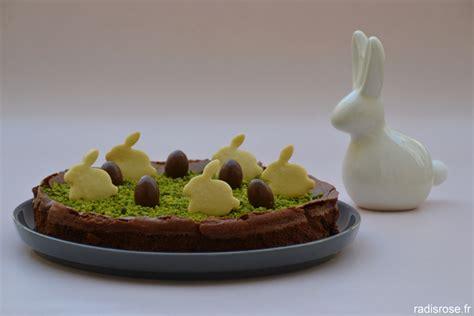 fondant au chocolat pour lapin de p 226 ques radis