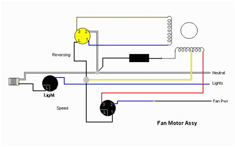 hton bay ceiling fan motor wiring diagram ceiling fan wiring schematics diagrams