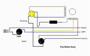 Hampton Bay Ceiling Fan Wiring