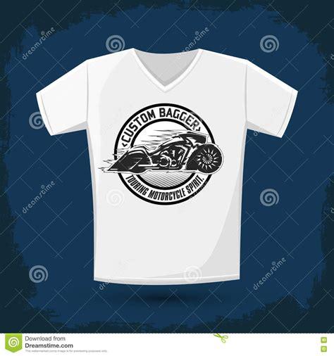 motorcycle rider t shirt design vector illustration cartoondealer com 75867880