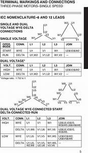 12 Lead Motor Wiring Diagram Iec