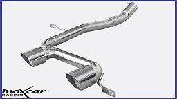 Echappement Megane 3 Rs : echappement silencieux inoxcar central renault megane 2 rs 2 0 turbo 225ch ~ Medecine-chirurgie-esthetiques.com Avis de Voitures