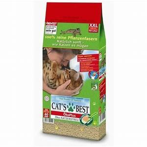 Cats Best öko : cats best ko plus katzenstreu 40 liter favopet das ~ Watch28wear.com Haus und Dekorationen