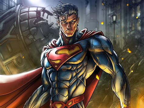 man  steel wallpaper  background image