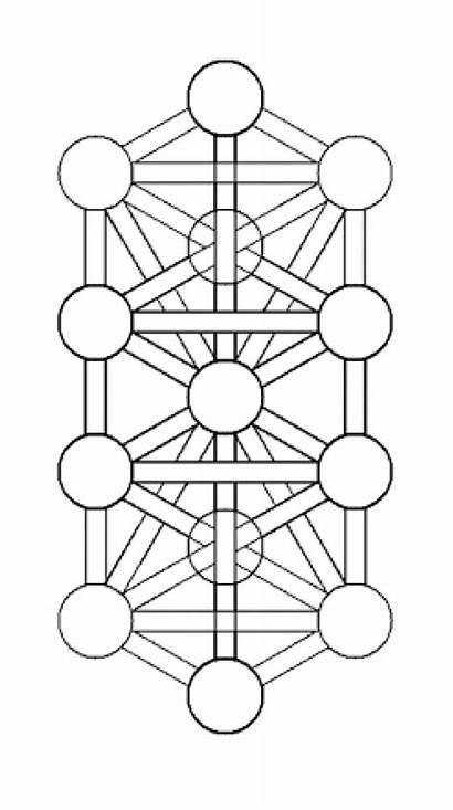 Tree Above Kabbalistic Below Symbol Hebrew Runes