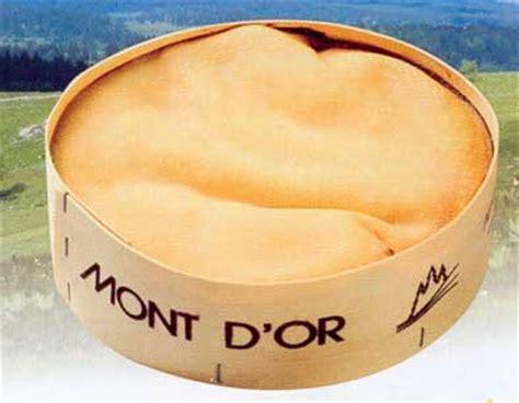 fromage mont d or le mont d or ou vacherin du haut doubs aoc