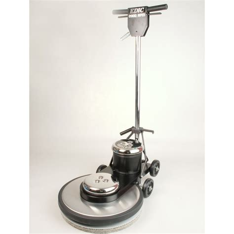 High Speed Floor Buffer Polisher by Edic 20 Quot High Speed Electric Floor Polisher Burnisher