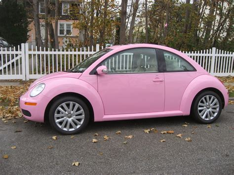 pink volkswagen beetle i want a pink volkswagen beetle and learning to drive a