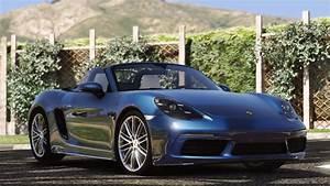 Porsche 718 Boxster Gebraucht : porsche 718 boxster s add on replace gta5 ~ Blog.minnesotawildstore.com Haus und Dekorationen