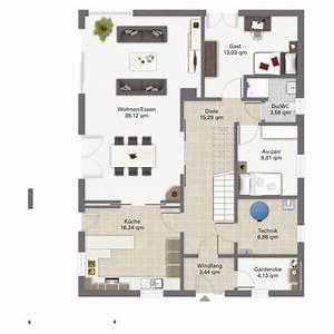 Luxus Bungalow Bauen : luxus fertighaus waldsee erdgeschoss architektur ~ Lizthompson.info Haus und Dekorationen