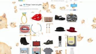 registries for weddings social shopping takes on wanelo ny daily news