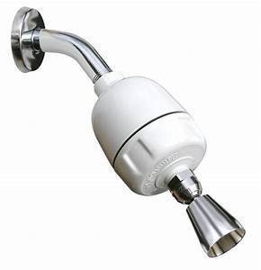 Rainshow R Cq1000ds Shower Filter With Chrome Shower Head