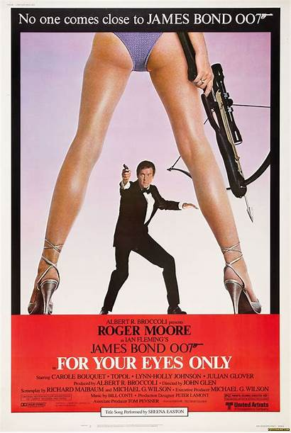 Eyes Bond Poster Common James 1981 Posters