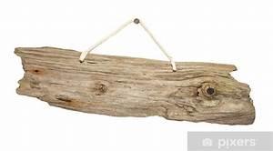 Pancarte En Bois : sticker isol driftwood pancarte en bois sur cha ne pixers nous vivons pour changer ~ Teatrodelosmanantiales.com Idées de Décoration