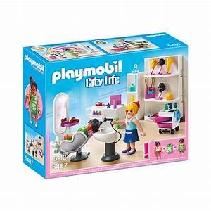 playmobil salon kosmetyczny 5487 smykcom With nice plan de maison gratuit 10 maison de barbie 5 les meubles cuisine et salon