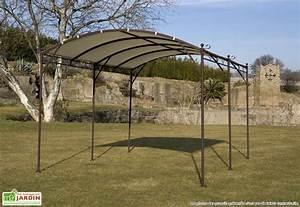 Tonnelle 4 X 3 : tonnelle exhibition autoportante 4x3 m tonnelle ~ Edinachiropracticcenter.com Idées de Décoration