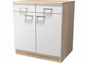 Küchenunterschrank 80 Cm : k chenunterschrank samoa us 80 online kaufen m belix ~ Whattoseeinmadrid.com Haus und Dekorationen