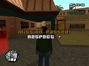 GTA San Andreas walkthrough video guide (PS2, PC, Xbox)