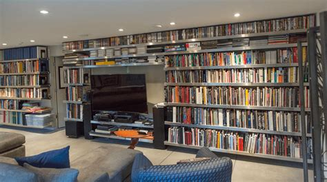 Home Library Shelving ⋆ Shelving Systems By E-z Shelving