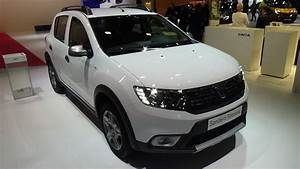 Dacia Sandero Automatique 2017 : 2017 dacia sandero stepway exterior and interior auto show brussels 2017 youtube ~ Maxctalentgroup.com Avis de Voitures