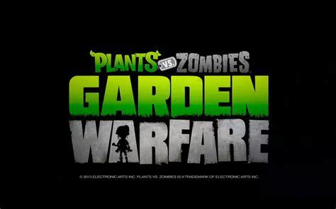 wallpaper plants  zombies garden warfare pc xbox