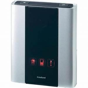 Sonnette Sans Fil Hager : sonnette sans fil friedland 200003 set complet 100 m ~ Dailycaller-alerts.com Idées de Décoration