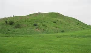 Monks Mound Cahokia
