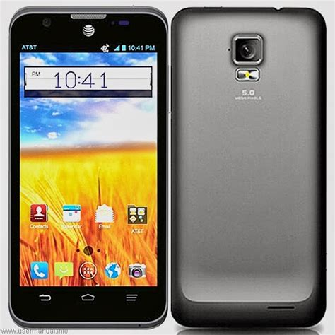 at t android phones zte z998 4g lte wifi gps android smart phone att mint