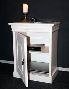 Doppelbett Holz Weiß : schlafzimmer set 3teilig kiefer massiv wei lasiert ~ Markanthonyermac.com Haus und Dekorationen