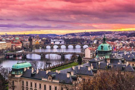 prague     top  tourist destinations