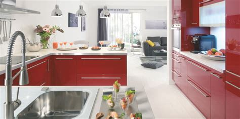 une cuisine ouverte moderne plans pluriel