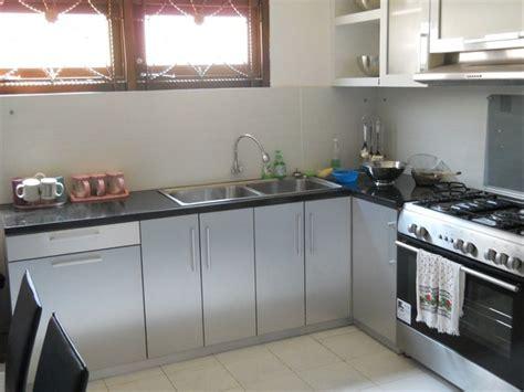 jual kitchen set stainless semarang  lapak cv