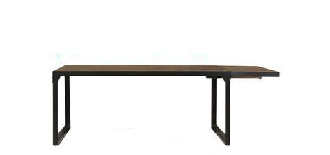 table carrée avec rallonge table factory avec rallonge achetez nos tables factory avec rallonge 224 prix mini rendez vous
