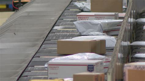 Usps Getting Ready For Busy Holiday Mailing Week Wsyx
