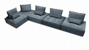 Le blog mobiliermoss le canape ideal pour regarder la for Canape angle modulable tissu