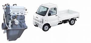 Daihatsu Hijet Parts Diagrams
