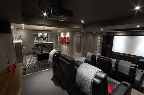 Basement Home Theater Ideas by 10 Awesome Basement Home Theater Ideas