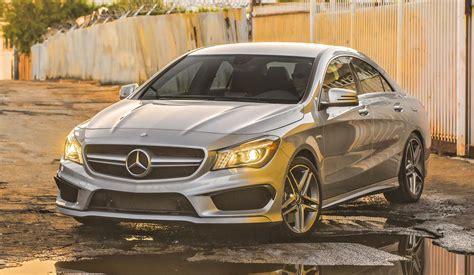 Progressive dynamics from bonnet to rear. 2016 Mercedes-Benz CLA-Class Wallpapers HD - DriveSpark