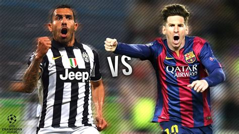 Barcelona vs Juventus: Champions League Final 2014-15 ...