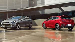 Chevy Cruze Loses Manual Transmission In 2019 Update