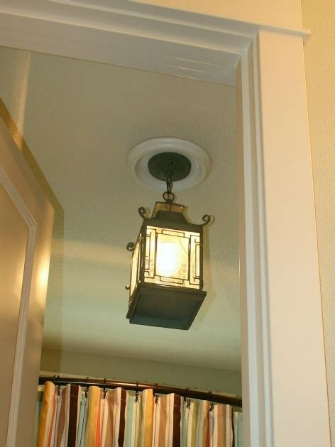 replacing can lights with pendant lights amazing replace recessed light with a pendant fixture hgtv