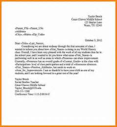 Personal Business Letter Format Sample